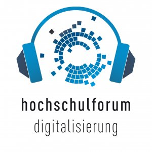 Podcasting the digital Turn - das Logo unseres Podcasts