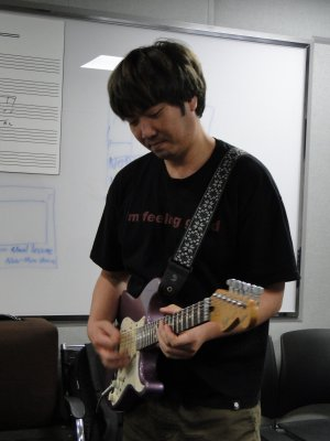 Department of Jazz and Contemporary Music Seoul Digital University