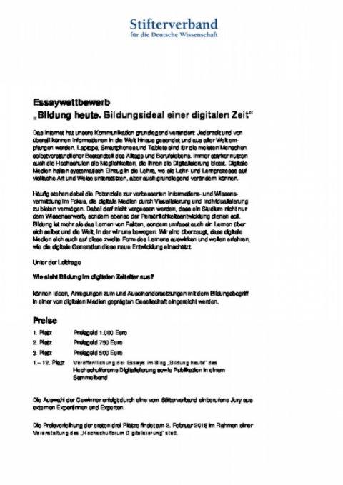 Details zu den Teilnahmebedingungen (PDF, 200 kb)