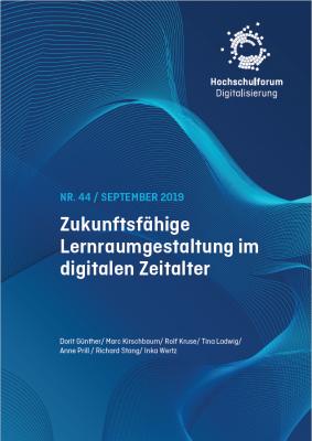 Cover | AP 44 Zukunftsfähige Lernraumgestaltung im digitalen Zeitalter