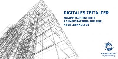 Digitales Zeitalter – zukunftsorientierte Raumgestaltung für eine neue Lernkultur