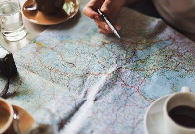 Kaffee und Karten