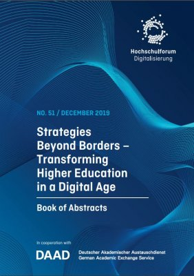 Cover of the Book of Abstracts for the international strategy conference Strategies Beyond Borders