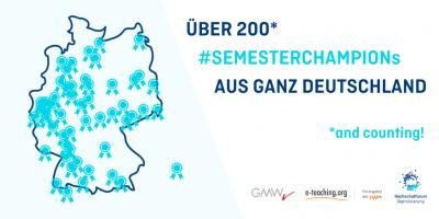 Update: Über 200 SemesterChampion|s!
