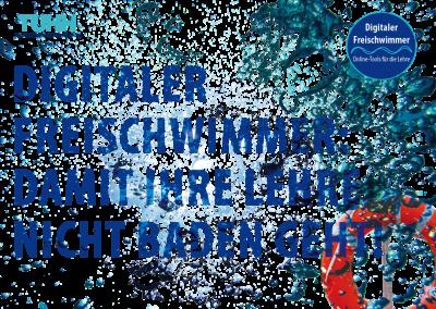 Titelgrafik: Digitaler Freischwimmer