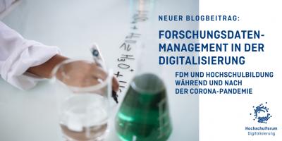 Forschungsdatenmanagement und Digitalisierung