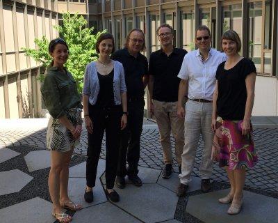 Mitglieder der HFD Ad-hoc-Arbeitsgruppe Lernarchitekturen