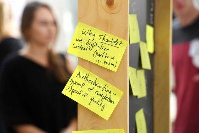 Bild vom Hackathon