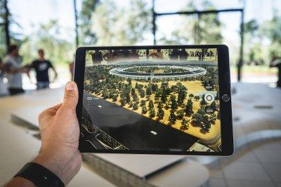So kann es aussehen: Augmented Reality in der Hochschullehre
