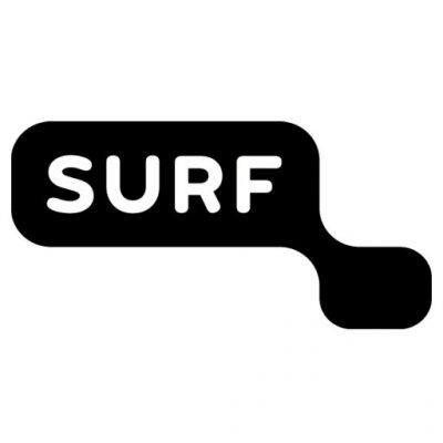 Logo von SURF