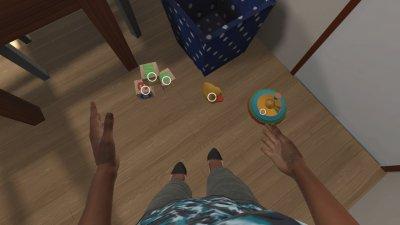 Virtual-Reality-Scenario
