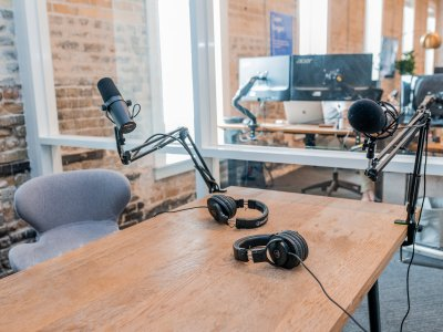 How helpful can podcasts be for studying? Record a Podcast