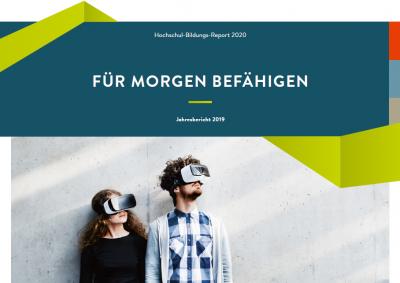 Titelseite des Hochschulbildungsreport 2020