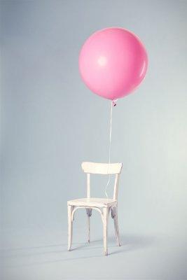 Stuhl frei