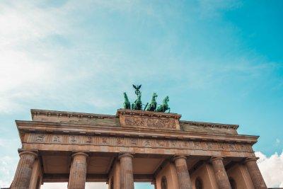 Fulbright-Reise Teilnehmer*innen zu Besuch in Berlin