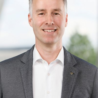 Dr. Björn Fisseler - Picture: FernUniversität in Hagen/Hardy Welsch