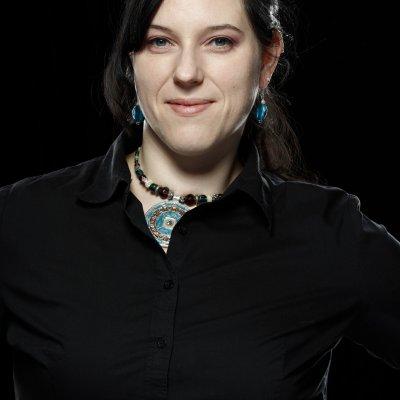 Portrait Dr. Elisabeth Klein