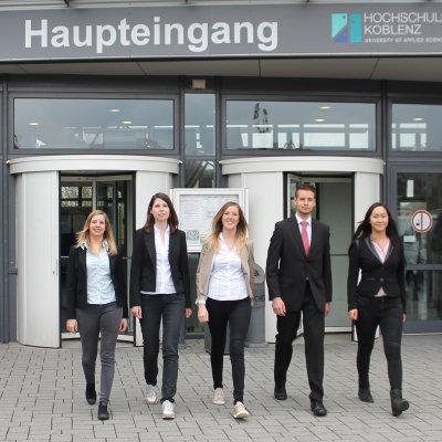 Studierende HS Koblenz