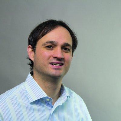 Dr. rer. nat. Tobias Roth