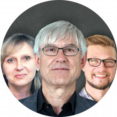 Petra Kern, Julian Unzner, Prof. Dr. Ulrich Kern