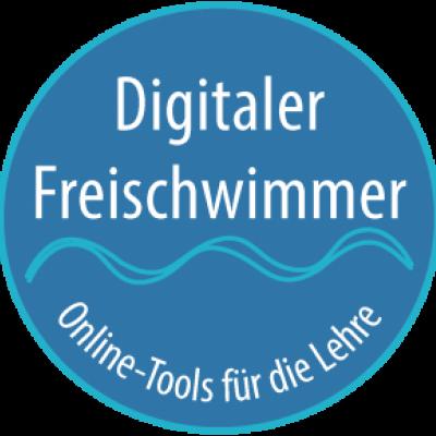 Logo Digitaler Freischwimmer