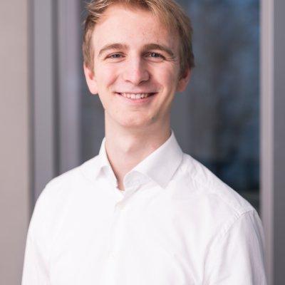 Frederic Denker, Mitglied der Digital Changemaker