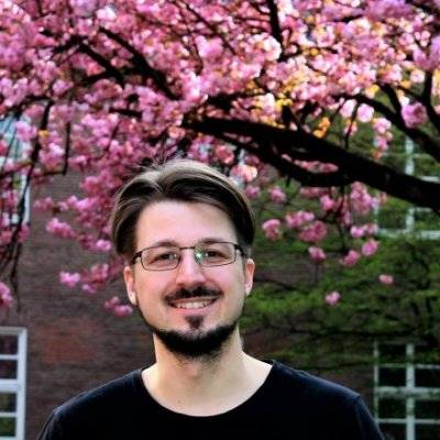 Marcus Lamprecht, Mitglied der Digital Changemaker