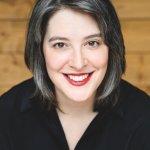 Portrait of Amy Pradell
