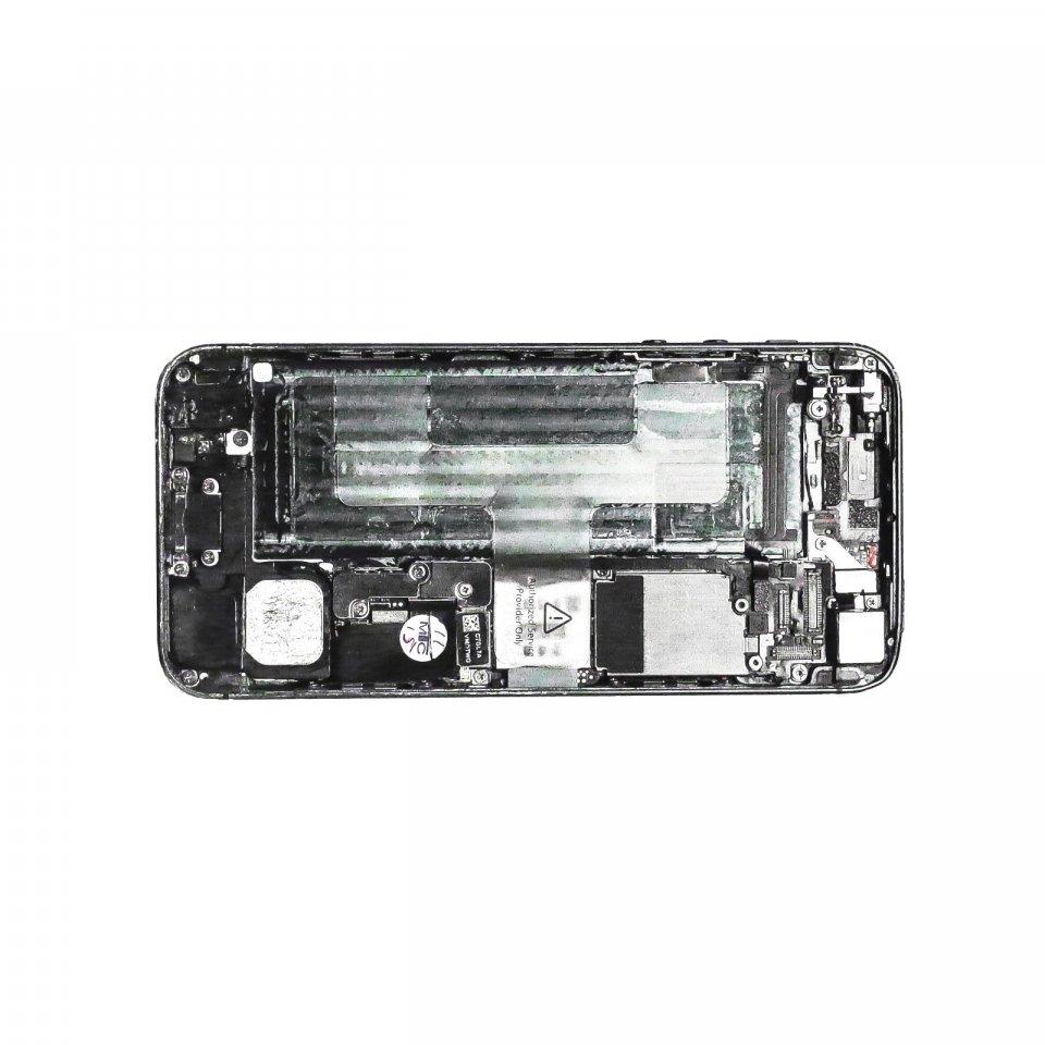 Das Innere eines iPhones